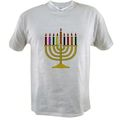 Chanukah t-shirt - adult and kids sizes
